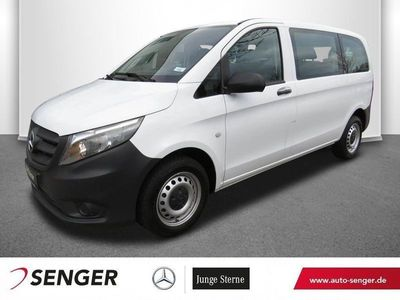 gebraucht Mercedes Vito 109 CDI VTP/K 9 SITZE RADIO KEINE KLIMA TOP