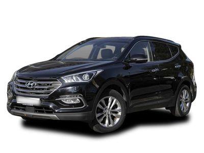 gebraucht Hyundai Santa Fe 2,2l CRDi Aut. Style LEDER NAVI PANODAC