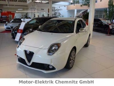 gebraucht Alfa Romeo MiTo 1.4 8V 57kW, NAVI,PDC