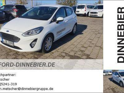 gebraucht Ford Fiesta Titanium, Lim. 5T, 1.0 74kW Parklückenassistent Vorführwagen, bei Autohaus Dinnebier GmbH