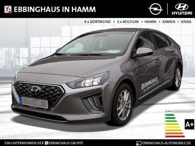 gebraucht Hyundai Ioniq Hybrid,Premium,Navi,LED,Leder,Sitz-Lenkradhzg,Rückkamera