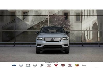 gebraucht Volvo XC40 Recharge P8 AWD R-DESIGN Pure Electric