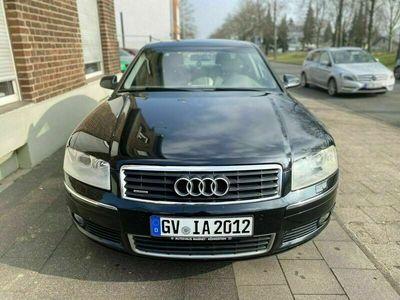gebraucht Audi A8 3.7 LPG Prinz Gasanlage