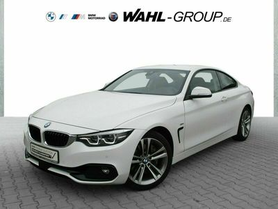 gebraucht BMW 440 i Coupé Sport Line Head-Up HiFi DAB LED RFK