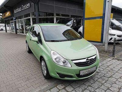 gebraucht Opel Corsa 3-trg. Easytronic Klima CD-Radio