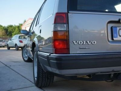 gebraucht Volvo 760 765Turbo Intercooler Turbo Sports Edition