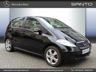 gebraucht Mercedes A160 BlueEFFICIENCY Limousine 5türig