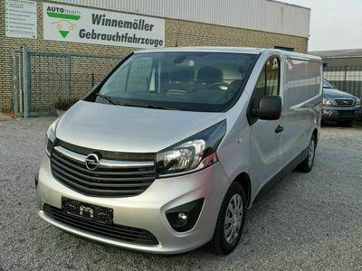 gebraucht Opel Vivaro B Kasten L2H1 2,9t Navi, Rückfahr,Bott als Van/Kleinbus in Neuenkirchen