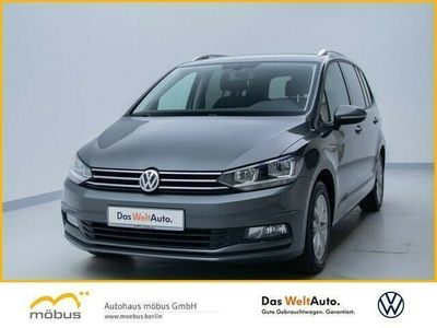 gebraucht VW Touran 1.4 TSI ALLSTAR ACC+MFL+NAV+SHZ+FAMILY