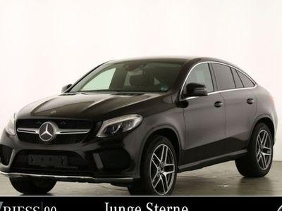 gebraucht Mercedes GLE350 d 4M Cp. AMG Sport Com LED Pano Airm Dis