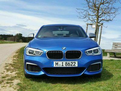 gebraucht BMW M140 Sport-Aut., Navi Prof., elektr. Sitze