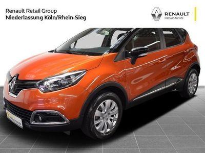 gebraucht Renault Captur 0.9 TCe EXPERIENCE Klimaautomatik, Navi