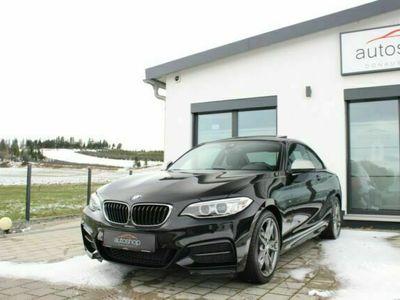 gebraucht BMW M240 xDrive Coupe*GSHD*NaviPro*Leder*H&K*Kamera