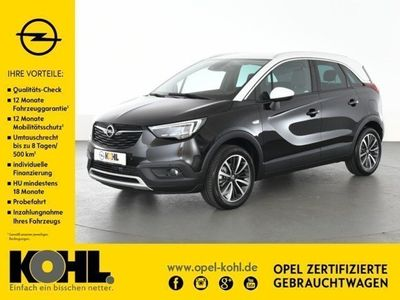 gebraucht Opel Crossland X 1.2 DI Turbo Ultimate S/S Automatik