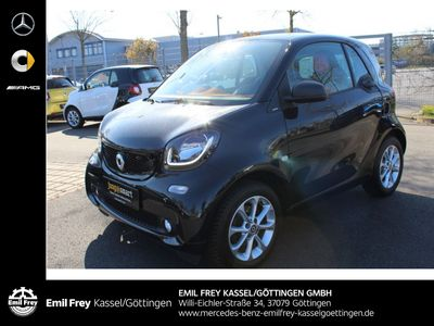 gebraucht Smart ForTwo Coupé forTwo passion+PANO+KomfPaket+GJ-Reif