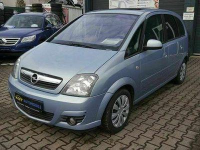 gebraucht Opel Meriva 1.4 CATCH ME/KLIMA/PDC/SHZ/TEMP/TÜV Neu