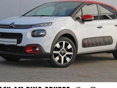 gebraucht Citroën C3 Pure Tech 110 S+S Shine Bluetooth Navi Klima