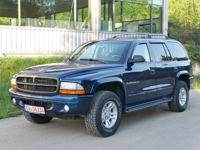 gebraucht Dodge Durango SLT *7-Sitzer*AHK*