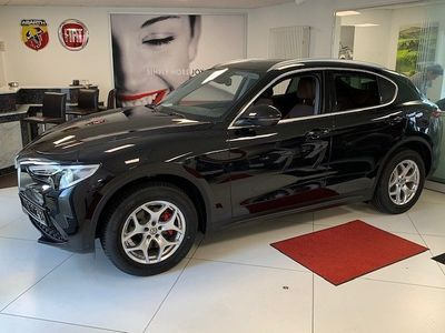 gebraucht Alfa Romeo Stelvio First Edition Q4