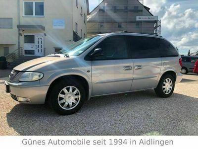 gebraucht Chrysler Voyager 3.3 LX*Klimaanlage*Autom.7.Sitzer*AHK
