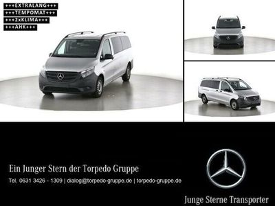gebraucht Mercedes Vito 116 TOURER PRO EXTRALANG+AHK+2xKLIMA+9SITZE
