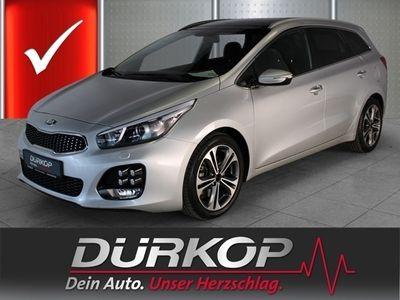 gebraucht Kia cee'd Sportswagon GT-Line 1.0 T-GDI NAVI Klimaautomatik