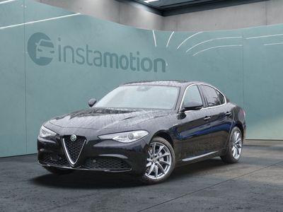 gebraucht Alfa Romeo Giulia GiuliaSuper NAVI LEDER KAMERA SITZHZG ASSISTPAK 1
