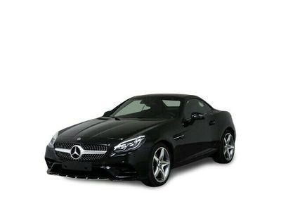 gebraucht Mercedes 200 SLCAMG Line Automatik Navi Leder Airscarf