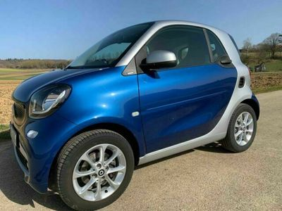 gebraucht Smart ForTwo Coupé twinamic passion in Top Zustand