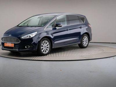 gebraucht Ford S-MAX 2.0 TDCi Aut. Titanium AHK Navi Kamera