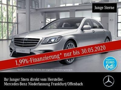gebraucht Mercedes S450 4M AMG Pano Distr. Nachtsicht 360° Stdhzg.