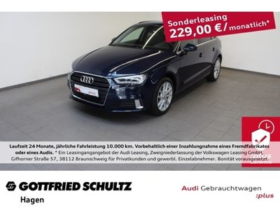 gebraucht Audi A3 Sportback g-tron sport 30 g-tron 96 kW (130 PS) S tronic