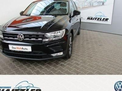 gebraucht VW Tiguan SOUND 2,0 TDI ACC Tempomat Navi