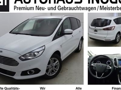 gebraucht Ford S-MAX 1.5 Ecoboost Business S&S Navi SHZ NSW PDC
