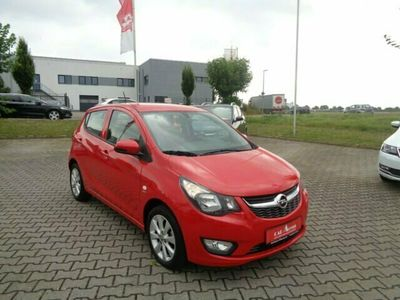 gebraucht Opel Karl 1.0 Excite *Klima*SHZ*Allwetter*