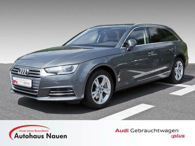 gebraucht Audi A4 Avant sport 2.0 TFSI 185 kW (252 PS) S tronic