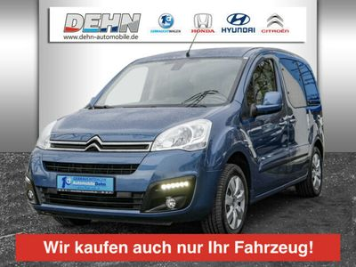 gebraucht Citroën Berlingo Multispace PT 110 Selection SHZ Klimaau