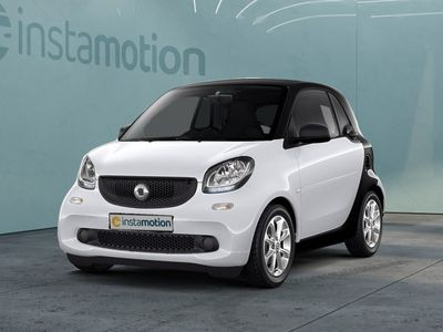 gebraucht Smart ForTwo Coupé ForTwo66 kW turbo twinamic passion Cool&Audio P