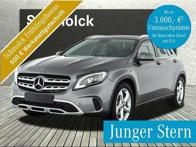 gebraucht Mercedes GLA180 URBAN/LED/PTS+KAMERA/DAB/MEDIA-D/DAB/SHZ