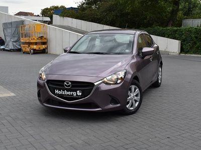 gebraucht Mazda 2 21.5 Skyactiv-G Center-Line PDC SHZ Tempomat