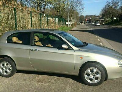 gebraucht Alfa Romeo 147 1.6 T.Spark ECO Shape + Leder + Klima + Neue Teile