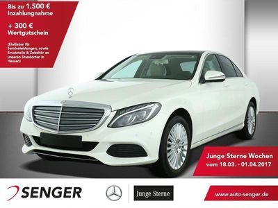 gebraucht Mercedes C250 d Park-Assist PanoSHD COMAND ILS-LED 360Ka