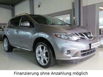 gebraucht Nissan Murano 2,5dci Aut. Executive+Leder+Navi+Xenon+Bo