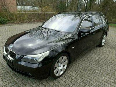 gebraucht BMW 545 e61 i Touring 333PS V8 Schalter (6 ...
