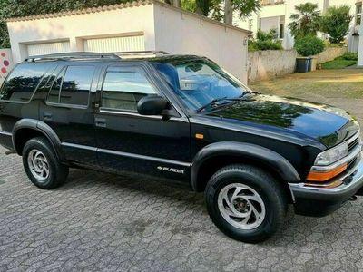 gebraucht Chevrolet Blazer 4.3 LT 4x4 AHK. 156TKM TÜV 04/2023 GELÄNDEWAGEN