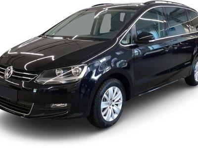 gebraucht VW Sharan Sharan1.4TSI Comfortline 7-Sitzer Navi