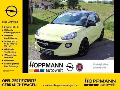 gebraucht Opel Adam Jam 1.4, Sitzung, Klimaamlage, IntelliLink 4.0 uvm ...