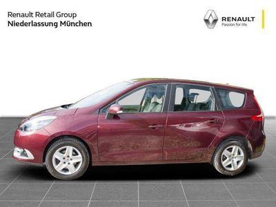 gebraucht Renault Grand Scénic III 1.2 TCe 115 PARIS BUSINESS Klim