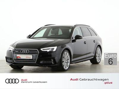 gebraucht Audi A4 Avant 3.0 quattro S line TIPTR NAVI B&O EU6