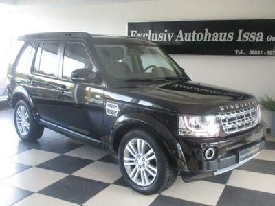 gebraucht Land Rover Discovery SD V6 HSE*NAVI*LEDER*R-KAMERA*AHK*